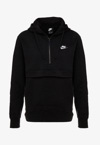 Nike Sportswear - CLUB HOODIE - Sweat à capuche - black - 4