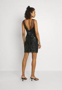 Molly Bracken - LADIES DRESS - Cocktail dress / Party dress - snake black - 2