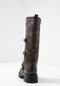 Anna Field - Lace-up boots - dark grey - 5