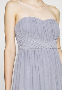 Nly by Nelly - CONVERTIBLE GOWN - Robe de cocktail - dusty blue - 5