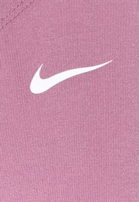 Nike Performance - DRY ELASTIKA TANK - Funktionsshirt - light mulberry/white - 6