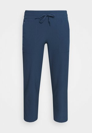 GO TO COMMUTER PANT - Trousers - crew navy