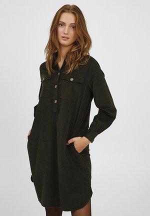 BYDINIA SHIRT - Shirt dress - rosin