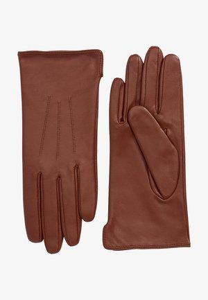 Gloves - tan