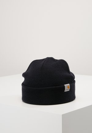 STRATUS HAT LOW - Beanie - dark navy