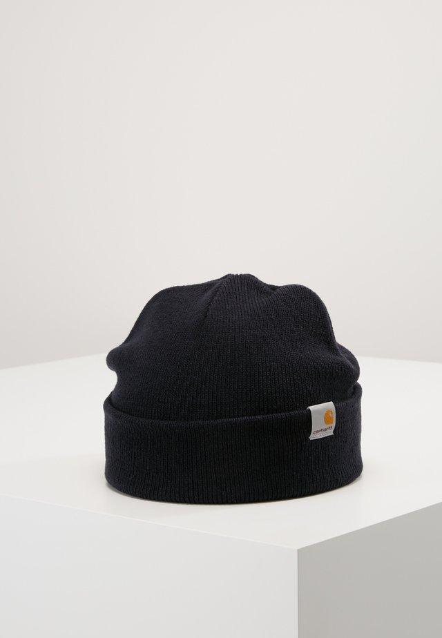 STRATUS HAT LOW - Muts - dark navy
