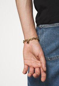 Vitaly - TEN UNISEX - Bracelet - gold-coloured - 0