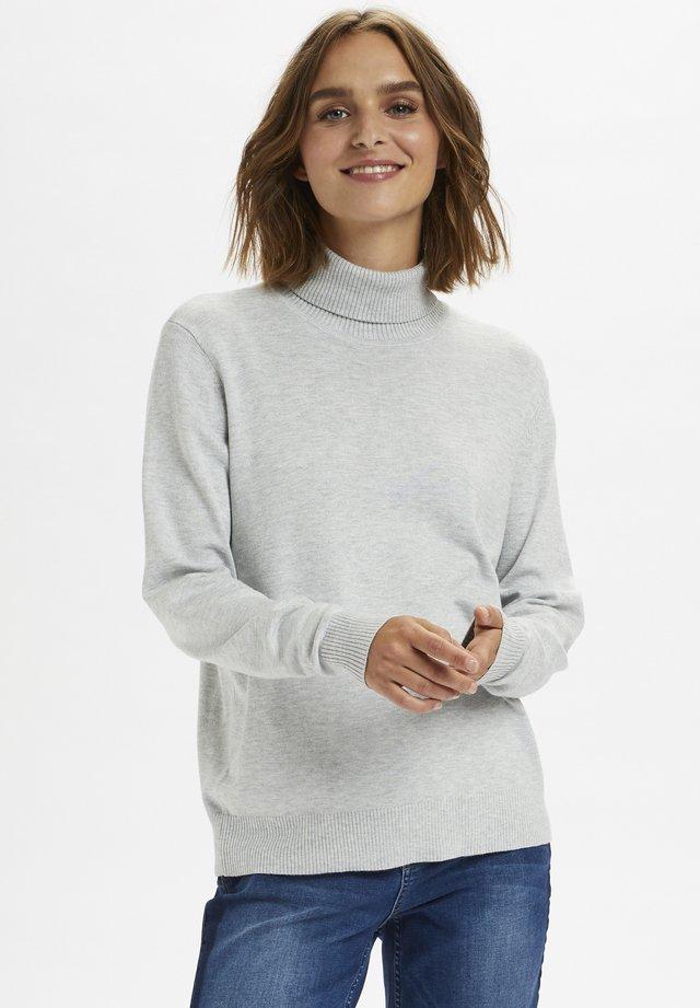 CRTAMMY  - Sweter - light grey melange