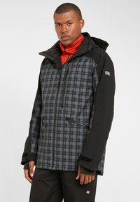 O'Neill - DIABASE  - Snowboard jacket - black aop - 0
