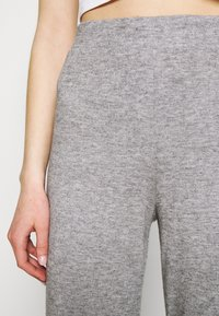 WAL G. - THIERRY LOUNGE TROUSERS - Bukse - grey marl - 4