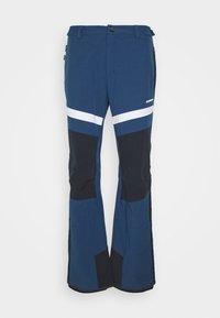 FLEMING - Zimní kalhoty - blue