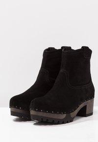 Softclox - INKEN - Platform ankle boots - bailey schwarz - 3