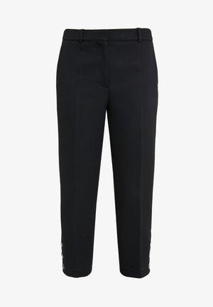 ELIZABETH - Trousers - black
