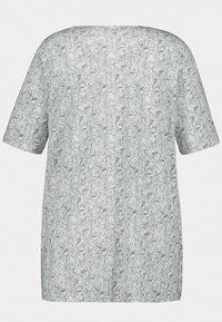Ulla Popken - Print T-shirt - schneeweiß - 2