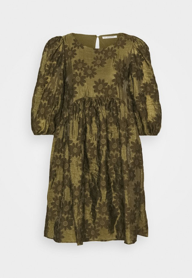 FLORELLA DRESS - Day dress - rifle green