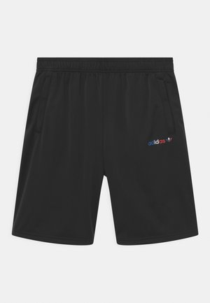 TRAINING UNISEX - Shorts - black