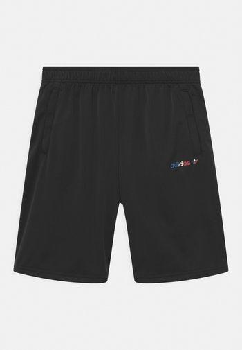 TRAINING UNISEX - Shorts - black
