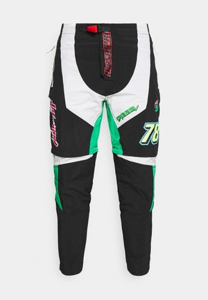 LAMBO - Trousers - black