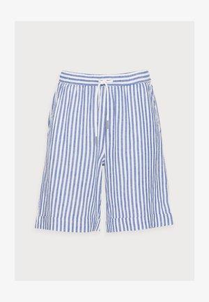 DRIZA - Shorts - blue/white