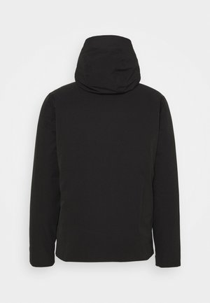 TRES - Down jacket - black
