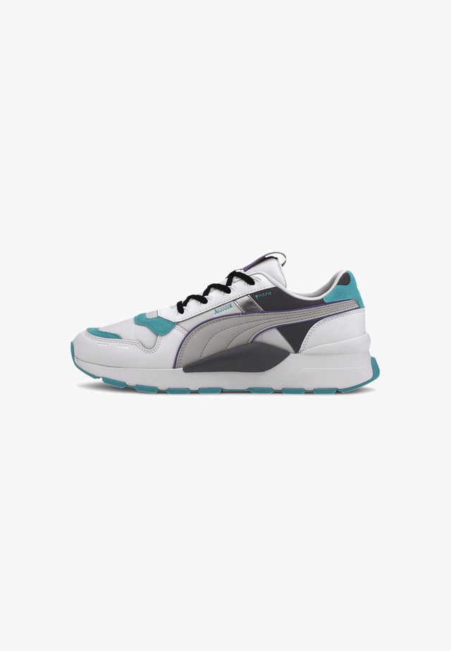 RS 2.0 FUTURE TRAINERS - Sneakers basse - white-viridian green