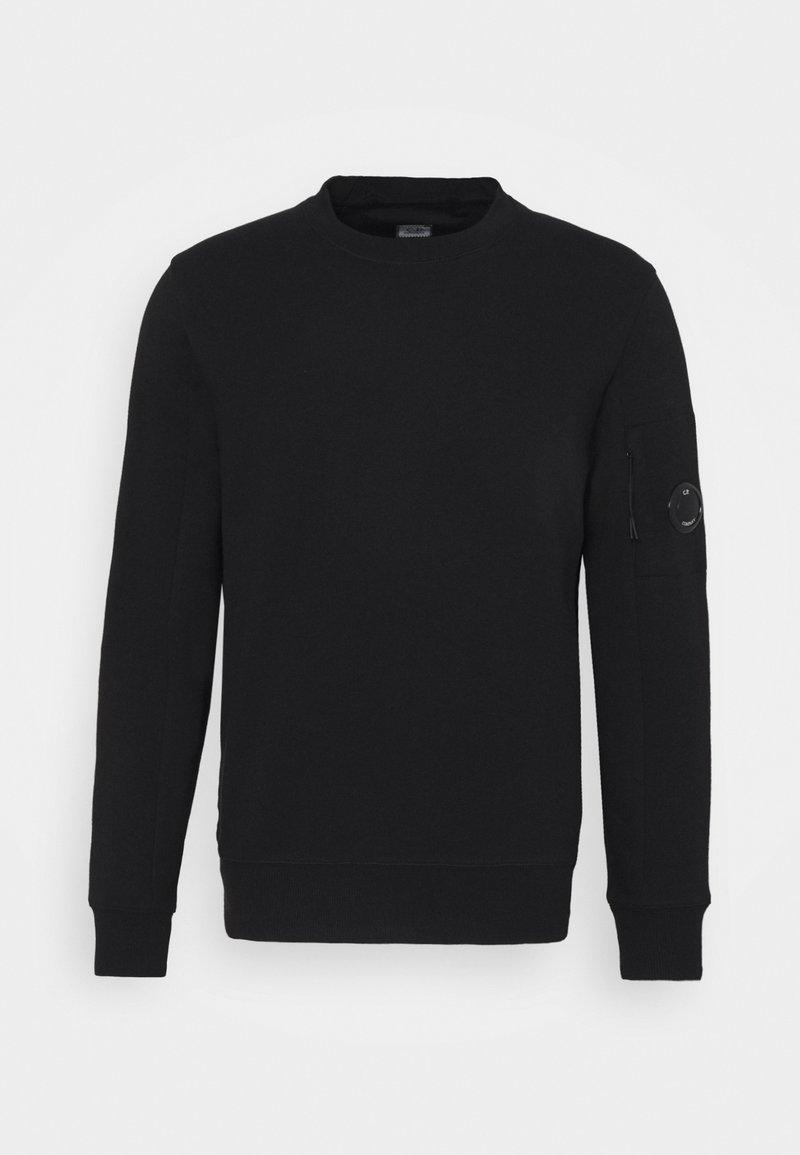 C.P. Company - DIAGONAL RAISED - Sweatshirt - black