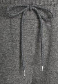 Lounge Nine - WILMA PANTS - Tracksuit bottoms - dark grey melange - 2