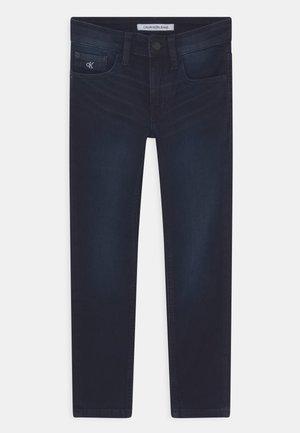 Slim fit jeans - dark blue black
