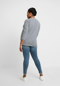 Kaffe Curve - Long sleeved top - midnight marine - 2