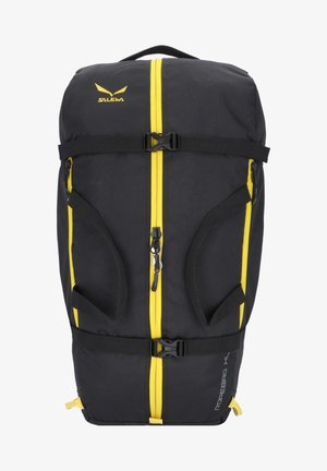 Hiking rucksack - black/citro