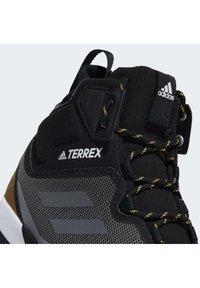 adidas Performance - TERREX SKYCHASER GORE-TEX BOOST HIKING SHOES - Fjellsko - grey - 10