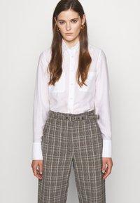 Marella - LUISA - Trousers - grigio - 3
