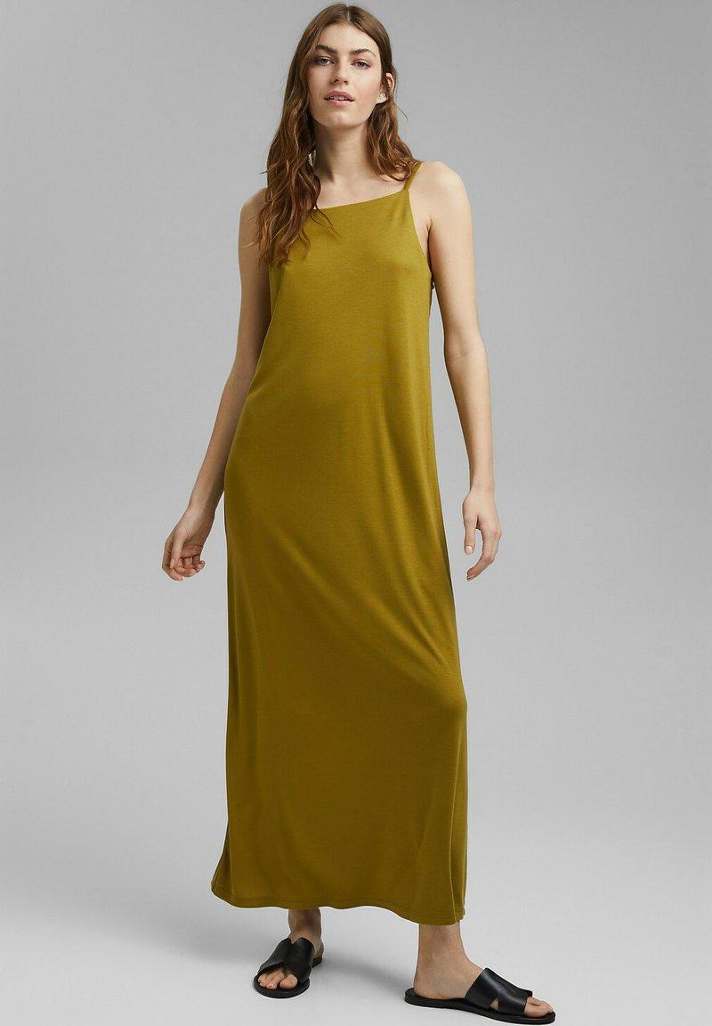 Esprit Collection - Maxi dress - olive