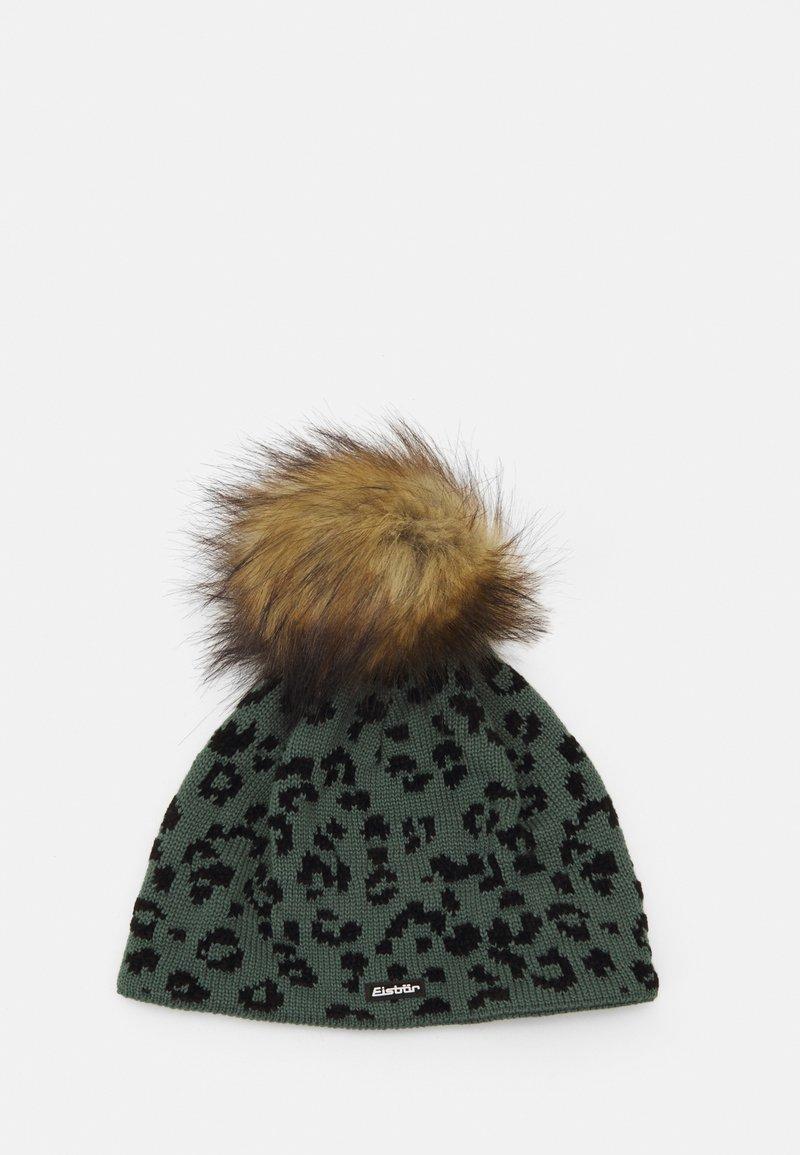 Eisbär - LEORA LUX - Beanie - salvia/schwarz