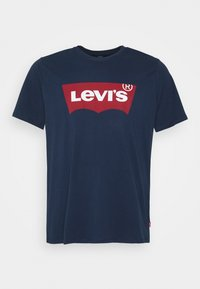 Levi's® Plus - BIG GRAPHIC TEE - T-shirt print - dress blues - 4