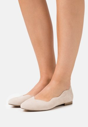 SLIP ON - Ballerinat - sand