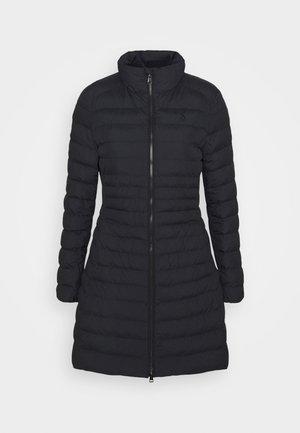 FILL COAT - Zimní kabát - black