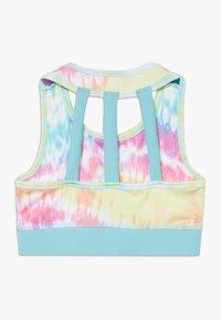 South Beach - GIRLS SPORTS BRA - Sports bra - rainbow/light blue - 1