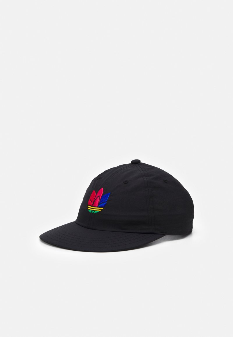 adidas Originals - 3D ADICOLOR CAP UNISEX - Caps - black
