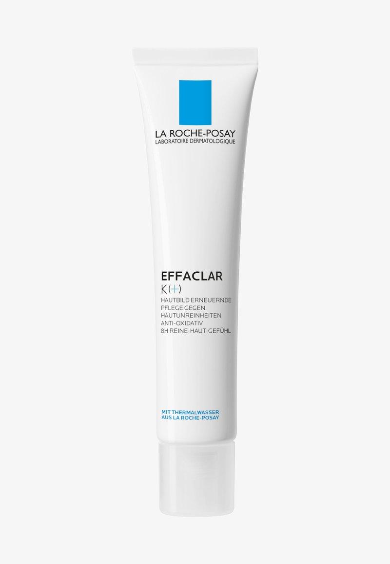 La Roche-Posay - EFFACLAR K (+) CREME - Face cream - -