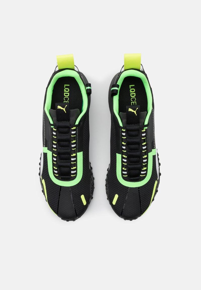 Puma H St 20 Kit 2 Unisex Neutral Running Shoes Black White Elektro Green Black Zalando De