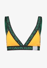 Calvin Klein Underwear - 1981 BOLD UNLINED BRALETTE - Triangle bra - trippy - 4
