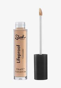 Sleek - LIFEPROOF CONCEALER - Concealer - café au lait - 0
