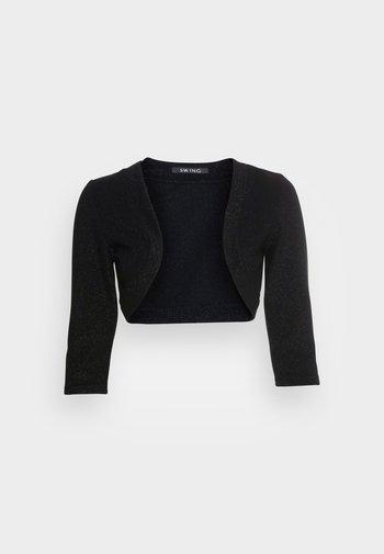 BOLERO - Cardigan - schwarz