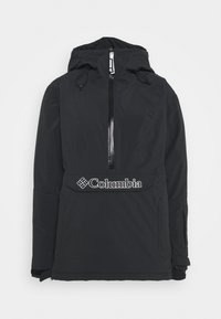 Columbia - DUST ON CRUST INSULATED JACKET - Skijakke - black - 3