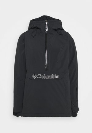 DUST ON CRUST INSULATED JACKET - Ski jas - black
