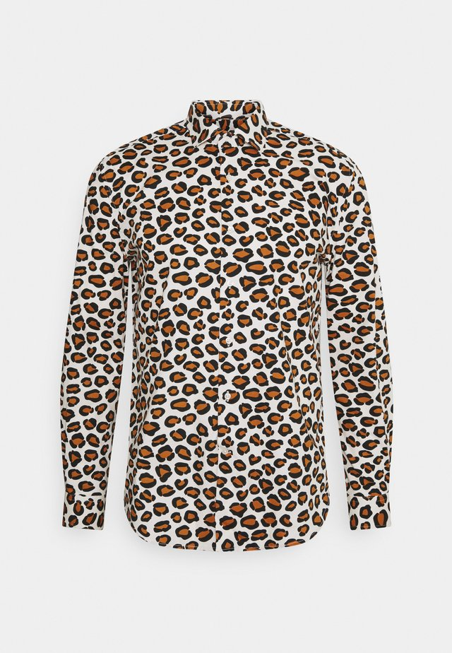 THE JAG - Shirt - dark beige