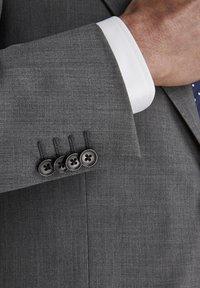 Van Gils - ELLIS  NOOS - Blazer jacket - grey - 4