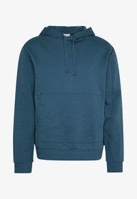 Filippa K - JOSH - Hoodie - blue grey - 4
