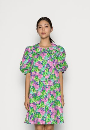 HAVANACRAS DRESS - Day dress - multi rose